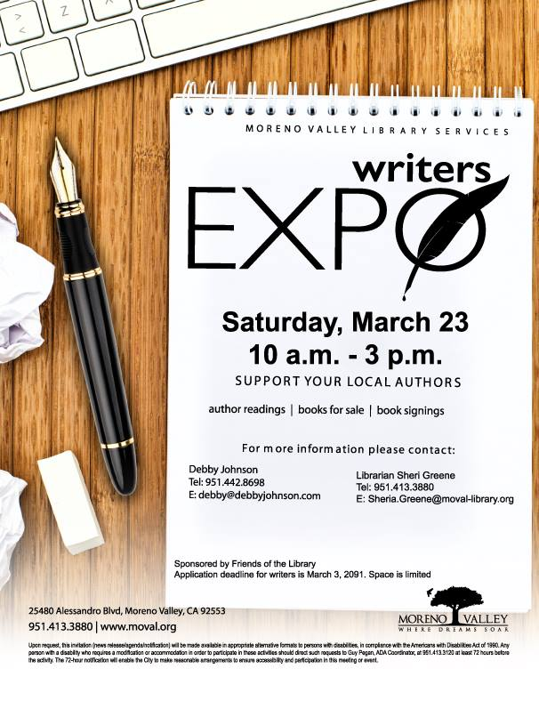 mv writer expo